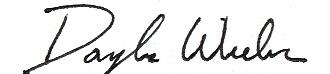1A Wheeler Signature