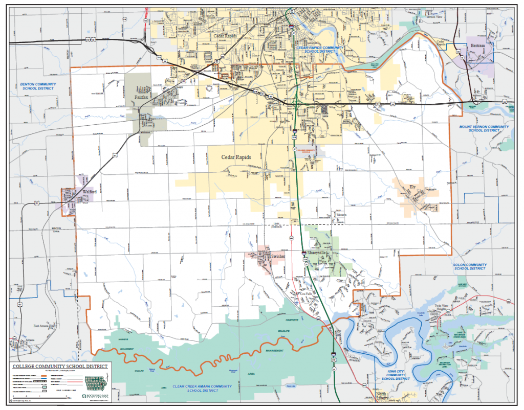Boundary Map 2020