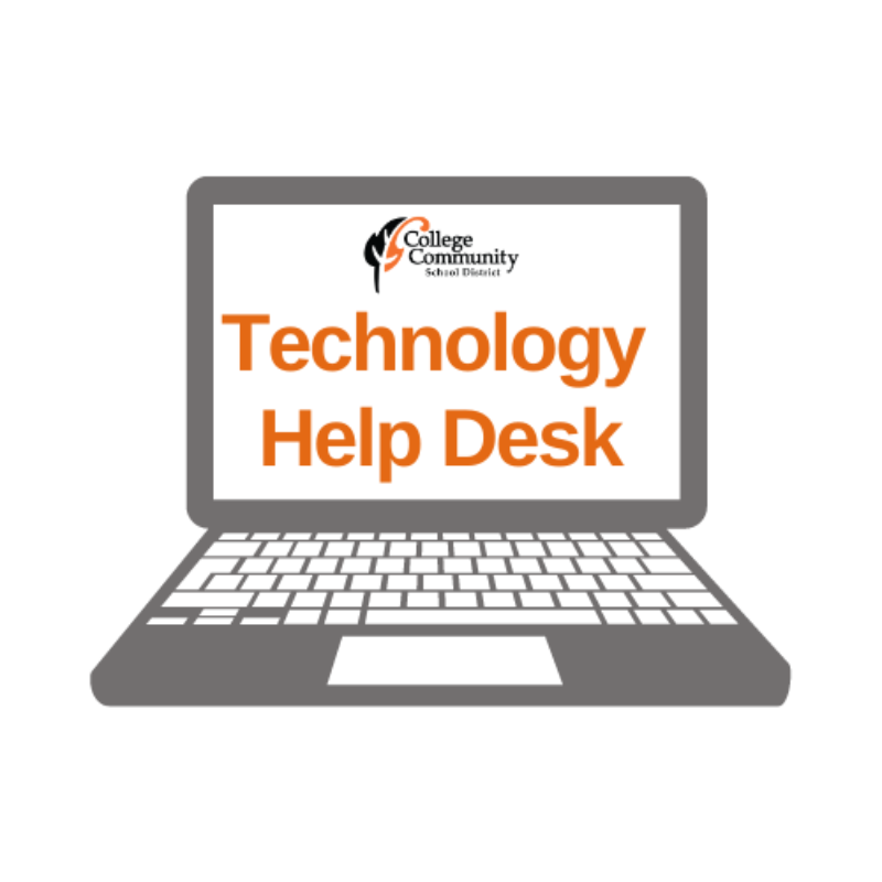 Tech Desk Logo